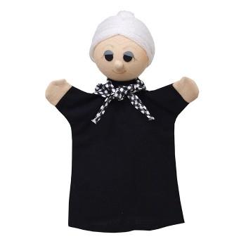 Pacynka - Babcia