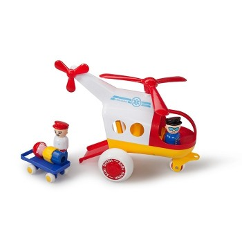 Helikopter Ambulance VIKINGTOYS