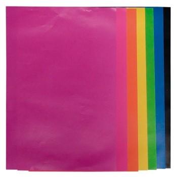 Zeszyt papierów kolorowych...