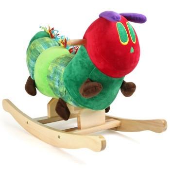 Głodna gąsienica - wózek