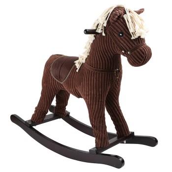 Galopujący koń na biegunach