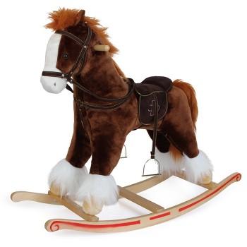 Koń na biegunach - Błyskawica