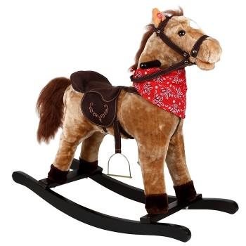 Koń na biegunach - Dziki Zachód