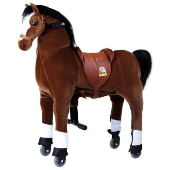 Koń na kółkach - Błyskawica