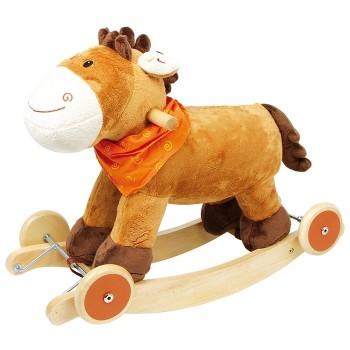 """Koń na biegunach """"Nel"""""""