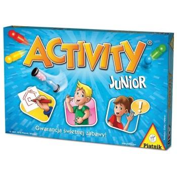 Activity Juniorr - gra towarzyska