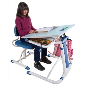Krzesło z płynną regulacją