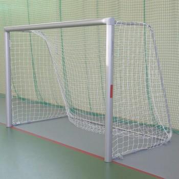 Bramka do piłki nożnej aluminiowa przenośna 5 x 2 m