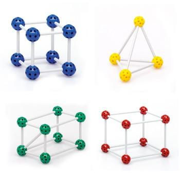 Połącz kulki w figury - 360 elem.