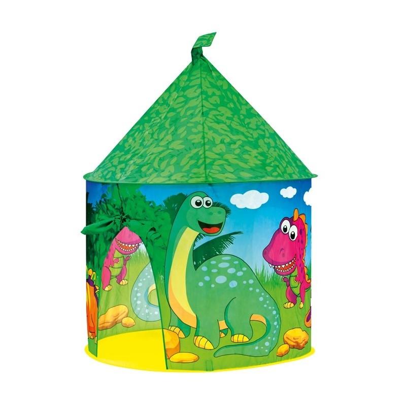 Namiot - Zamek dinozaurów