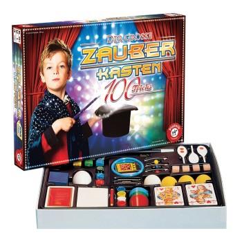 Magiczne pudełko - 100 sztuczek