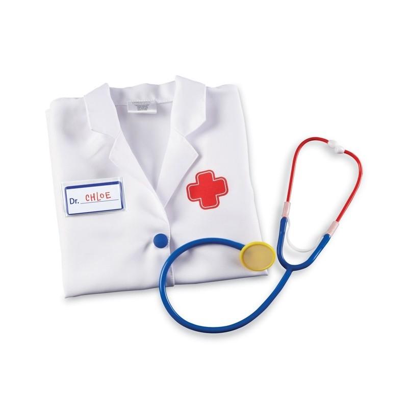 Fartuch Lekarski Stetoskop Educol
