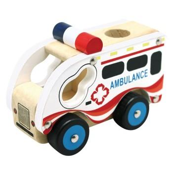 Wóz ambulans