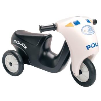 Rowerek trójkołowy - policyjny
