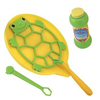 Bańki mydlane - Żółw
