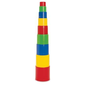 Wieża foremek - 9 elem.