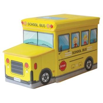 Podwójny kosz / pufa - Autobus