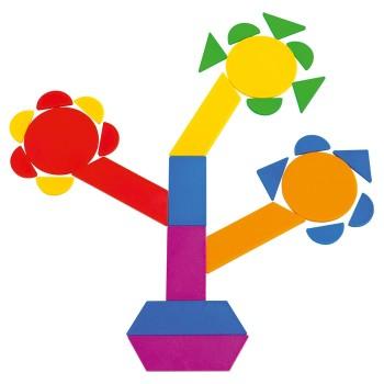 Geometryczny Tangram