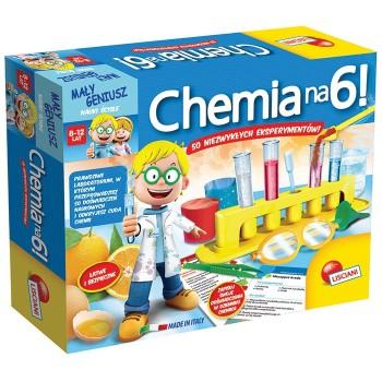 Chemia na 6!