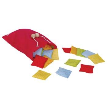 Memo poduszek dotykowych