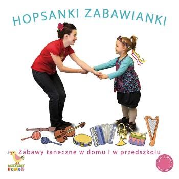 Hopsanki... Zabawianki CD