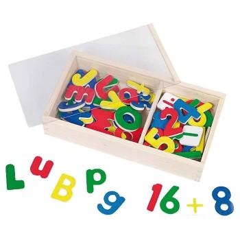 Magnetyczne literki box