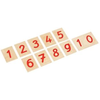 Numeryczne tabliczki