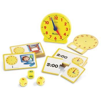 Nauka czasu - zestaw klasowy
