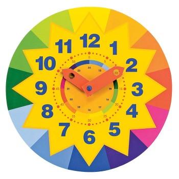 Zegar Słoneczko