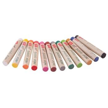 Pastele olejne 12 kolorów