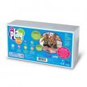Play foam  - duża paka 6 kolorów - 6 paczek
