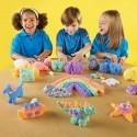 Play foam - gigant paka 11 kolorów - 16 paczek