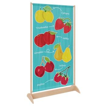 Parawan - owoce / warzywa