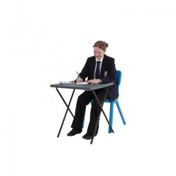 Stoliki składany TS5 - niebieski blat