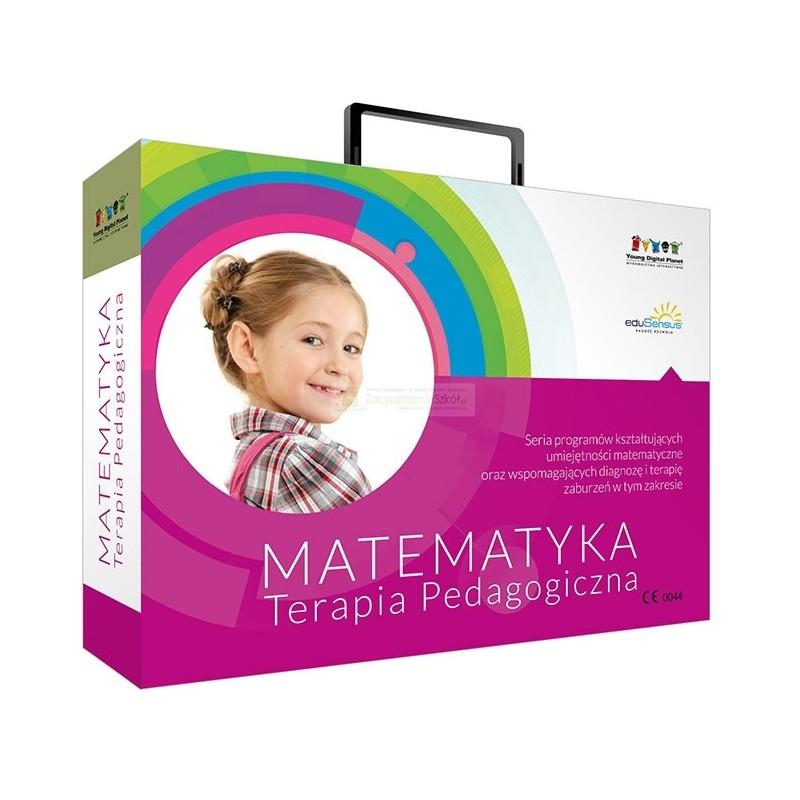 """eduSensus - Matematyka """"MatŚwiat"""" Pakiet 5 części"""