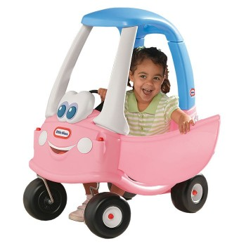 Samochód księżniczki