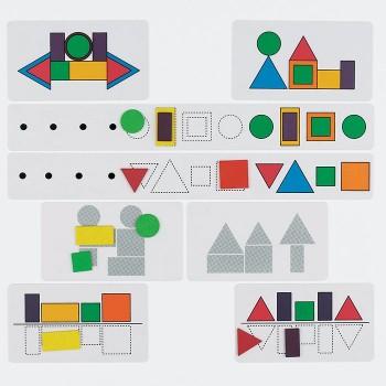 Sekwencje figur geometrycznych