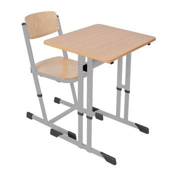 Krzesło przedszkolne - regulowane typu C - 31 cm