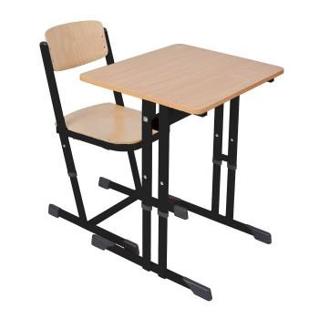 Krzesełko przedszkolne regulowane typu C - 38 cm
