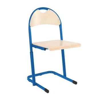 Krzesełko szkolne MW z regulacją Rozmiar 3 - 4