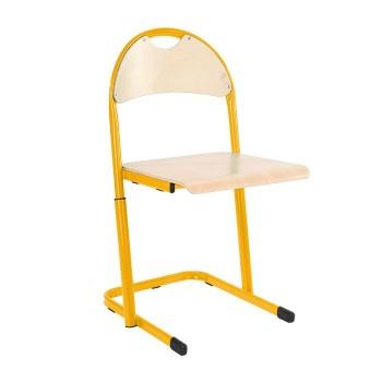 Krzesełko szkolne MW z regulacją Rozmiar 5 - 6