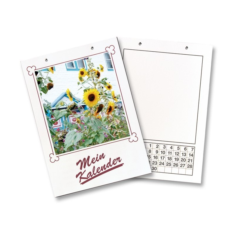 Mój kalendarz do samodzielnego wypełniania