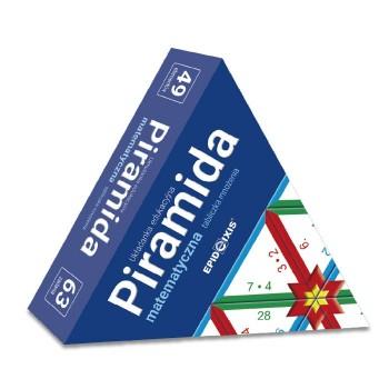 Piramida matematyczna M2 - Tabliczka mnożenia
