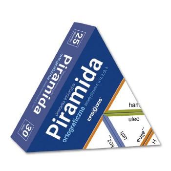 Piramida ortograficzna P1 - Zasady pisowni - ó, u, rz, ż, ch, h