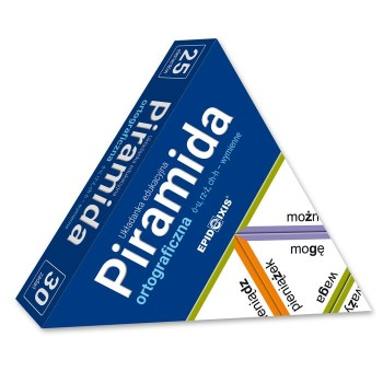 Piramida ortograficzna P2 - Zasady pisowni - wymienne