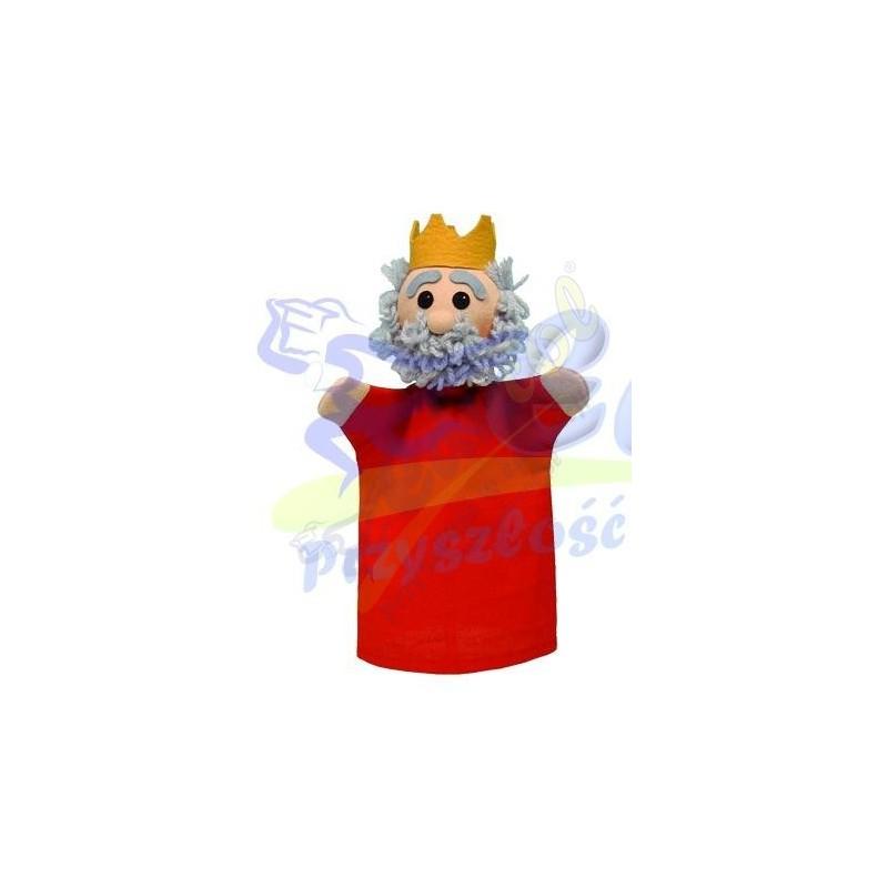 Pacynka - Król
