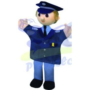 Pacynka - Policjant