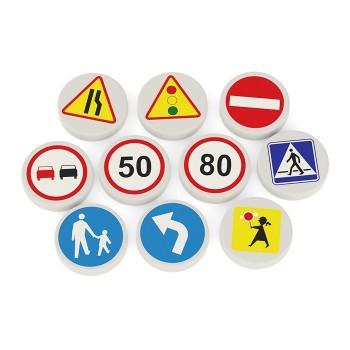 Siedziska - Znaki drogowe II