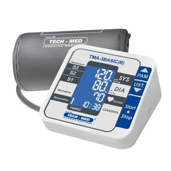 Ciśnieniomierz Tech-Med + zasilacz