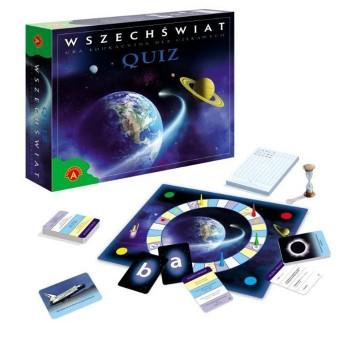 Quiz Wszechświat - duży
